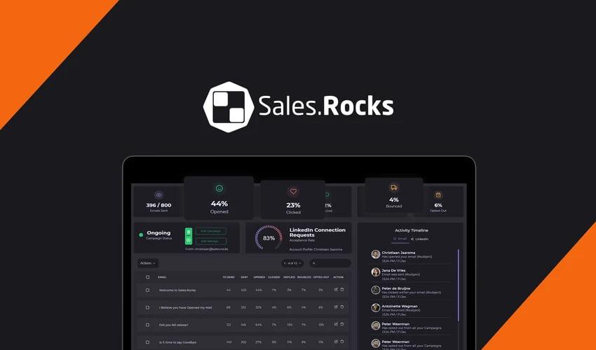 Sales.Rocks Lifetime Deals